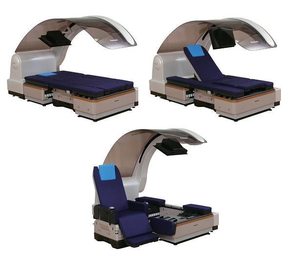 cama robotica panasonic