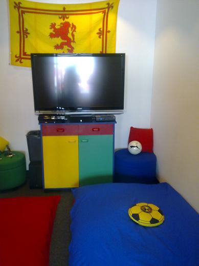 sala futbol
