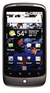 Nexus One 1
