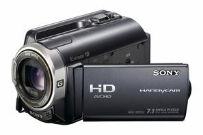Sony HDR-XR350V 120GB