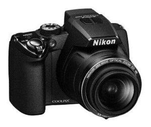 Nikon Coolpix P100 derecha