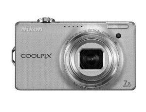 Nikon Coolpix S6000 frente