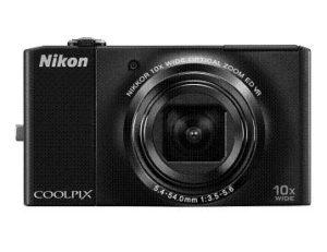 Nikon Coolpix S8000 frente