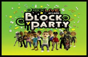 xbox live arcade block party