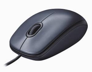 Logitech Mouse M100