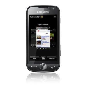 Samsung Omnia II vertical