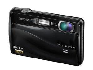 Fujifilm FinePix Z700EXR negra