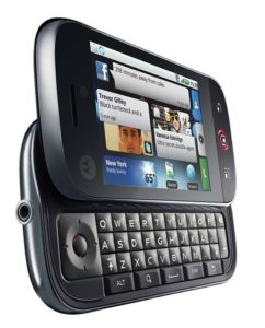 Motorola Dext lado