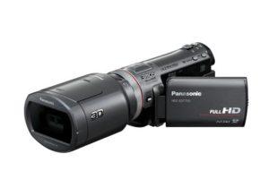 Panasonic HD-SDT750 3D