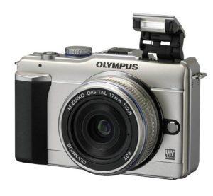 olympus-e-pl1-gold