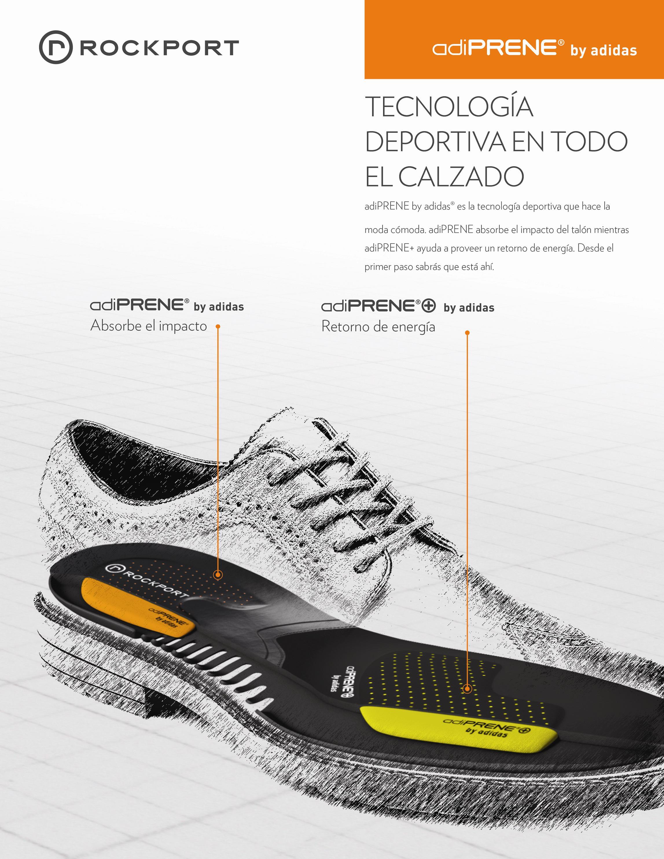 zapatos rockport adidas